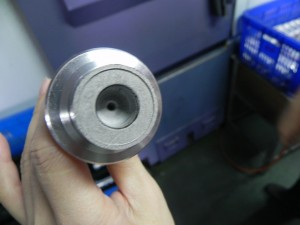 wheel hub, cold forge, CNC