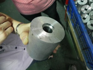 wheel hub making, cold forge, CNC