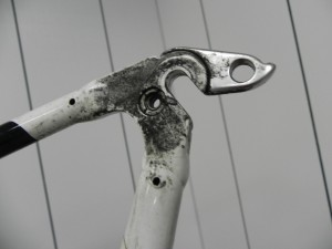 Bicycle Frame Maintenance