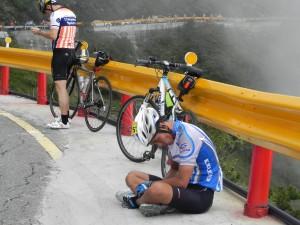 he huan climbing cycling