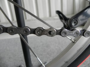 chain quick release link master link