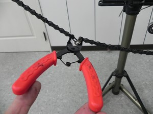 quick release chain tool