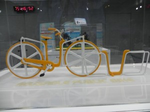 Reusable Public Bike