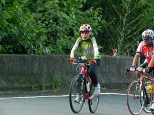 cycling challenge event