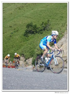 wuling cup 2012 he huan high mountain cycling