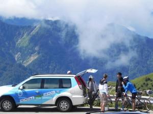 Wuling 3275m Taiwan alps