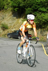 wuling cup 2012 he huan high mounting cycling