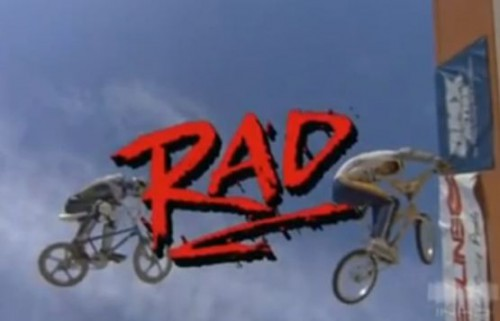 RAD BMX racing